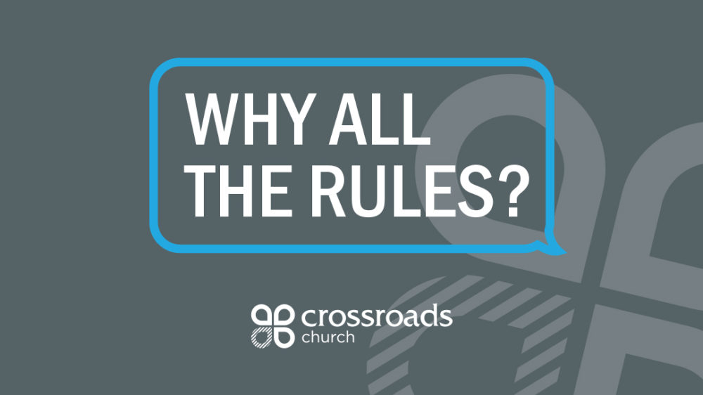 Why All the Rules? Image