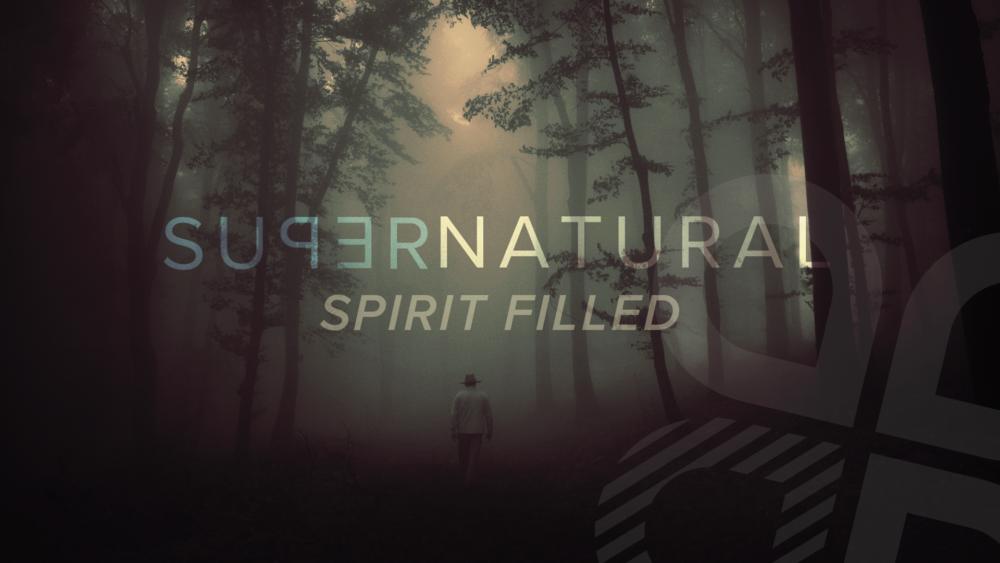 Spirit Filled Image